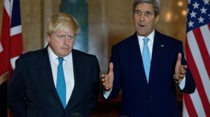 بريطانيا وأمريكا تريدان فرض عقوبات جديدة على روسيا وسوريا وليس شن حرب