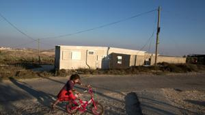 Residents of Amona remain steadfast despite scheduled upcoming demolition