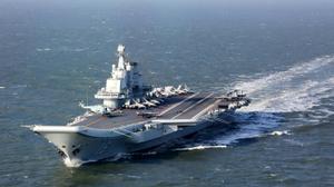 China ship enters strait, Taiwan warns against 'panic'