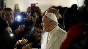 البابا فرنسيس: الفقر أرضية خصبة للإرهاب الأصولي
