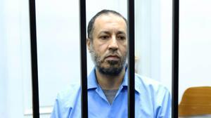 تأجيل محاكمة الساعدي القذافي الى منتصف شهر آذار
