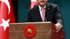 Turkey's Erdogan says it is 'obligation' of all Muslims to protect Jerusalem