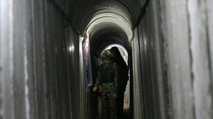Hamas militant killed in Gaza tunnel collapse: Palestinian media