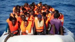 1,400 migrants rescued in Mediterranean