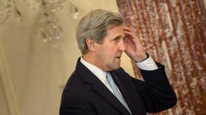 Réunion à Paris sur le conflit israélo-palestinien: Kerry indisponible le 30 mai