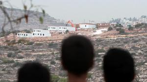 Supreme court orders removal of part of Israeli settlement outpost