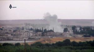 تنظيم داعش يخسر آخر معاقله على الحدود السورية التركية