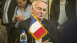 Le ministre français des AE à Jérusalem pour faire accepter l'initiative de paix