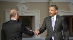 Rencontre Obama-Poutine en marge du G20 (Maison Blanche)