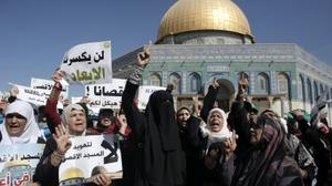Four members of outlawed Islamic group indicted for Temple Mount provocation
