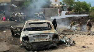 11 killed, many wounded as air strikes hit MSF hospital in Yemen