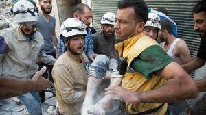 Syrie: l'ONU appelle à une trêve humanitaire immédiate à Alep