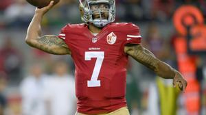 NFL star Kaepernick to continue US anthem boycott