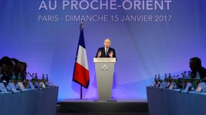 French FM says US position on Mideast peace 'confusing'