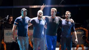 Coldplay planning unprecedented Israeli-Palestinian 'peace concert' at Dead Sea