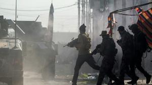 Irak/Syrie: au moins 50.000 combattants de l'Etat islamique éliminés