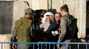 Fermeture totale de la Cisjordanie à l'approche de la fête juive de Simhat Torah