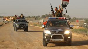 تحرير 3 قرى من داعش غربي الرمادي ومقتل 6 عراقيين بانفجارات