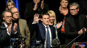 """La primaire de la gauche ne doit pas être """"un congrès"""" du PS (Valls)"""