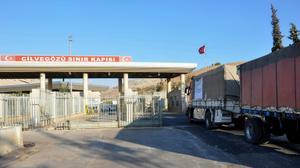 تركيا تواصل جهود بناء الجدار الحدودي مع سوريا وتنتهي في شباط