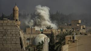 IS claims it shot down Syrian army jet over Deir Ezzor: report