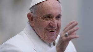 Pope heads for historic encounter with Russian patriarch