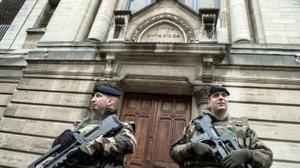 """""""Les Juifs restent la cible principale des djihadistes"""", selon un expert"""