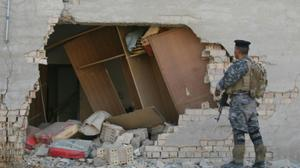 Six killed in IS-claimed suicide bombing in Baghdad