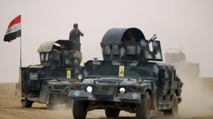 القوات العراقية تستعيد سيطرتها الكاملة على الرطبة في غرب البلاد