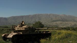 Israël: l'armée frappe deux cibles syriennes en réponse à des tirs perdus