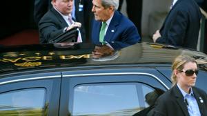 """طرح """"أفكار جديدة جديرة بالاهتمام"""" في إجتماع لوزان بشأن سوريا"""
