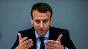 """Macron propose 3 """"boucliers"""" de protection pour faire face à la mondialisation"""