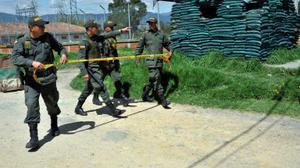 Colombie: un policier tué, 31 personnes blessées dans une explosion à Bogota