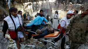 مشروع قرار بريطاني في مجلس الامن يدعو لوقف إطلاق نار فوري في اليمن