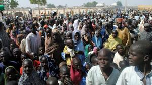 At least 58 dead in suicide bombings at Nigeria refugee camp: state govt
