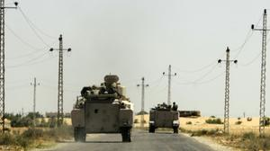 Egypte: des dizaines de djihadistes tués lors de frappes aériennes