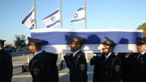 Israel police make arrests ahead of funeral of former president Peres