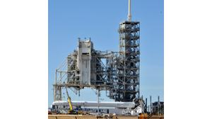 SpaceX aborts rocket launch due to engine glitch