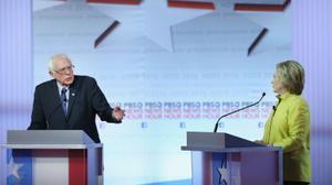 USA: un débat tendu entre Hillary Clinton et Bernie Sanders