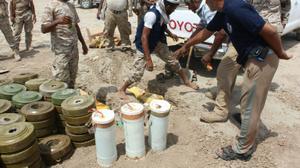 US blocks cluster-bomb sales to Saudis: report