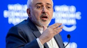 Iran can work with Saudis on Syria, IS: foreign minister