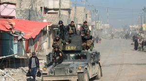 'Race against clock' to prepare for west Mosul exodus: UN