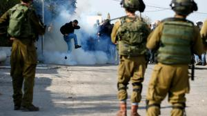 Palestinian teen killed in clashes with Israeli troops east of Bethlehem