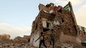 UN removes Saudi-led coalition from child rights blacklist