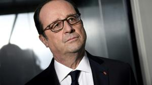 France's Hollande in Iraq to review war on Islamic State