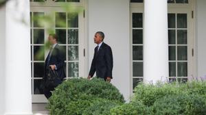 أوباما يبحث عن خيارات جديدة في سوريا