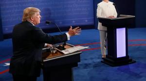 New ABC poll gives Clinton 12 point lead over Trump