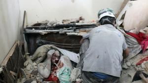 حلب: أمريكا تهدد روسيا بوقف التعاون بعد قصف مستشفيين بأحياء المعارضة