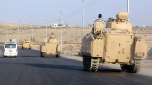 Israel, Egypt boost cooperation against IS militants in Sinai, official confirms