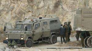 Israeli settlers rescued after entering Palestinian village